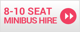 8-10 Seater Minibus Hire Middlesbrough