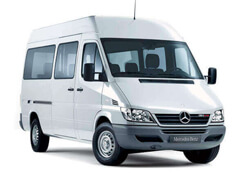 10 - 12 Seater Minibus Middlesbrough