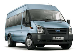 17 - 18 Seater Minibus Middlesbrough